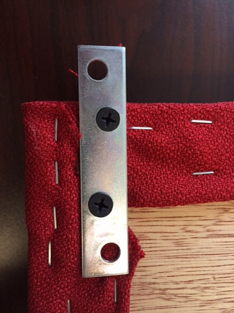 Acoustic Panel Ceiling Clips